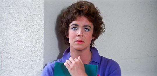 """Stockard Channing byla mezi herci nejstarší """"teenagerkou"""". V době natáčení jí bylo 33."""