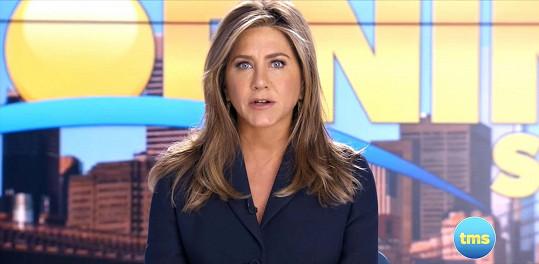 Jennifer v novém seriálu The Morning Show
