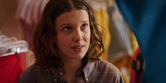 Millie je jako Eleven fenomenální.