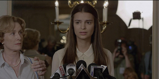 V thrilleru Zmizelá hrála milenku Bena Afflecka.