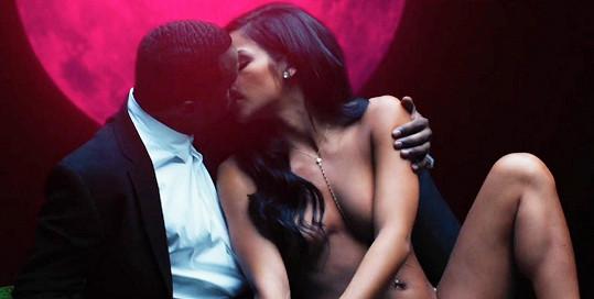 P. Diddy se asi rád podělí o svou nádhernou partnerku...