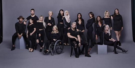 Kampaň na podporu sebedůvěry u mladých lidí propaguje kromě zpěvačky třeba i herečka Helen Mirren.