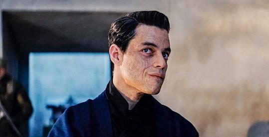 Malek ztvárnil v bondovce záporáka Safina.