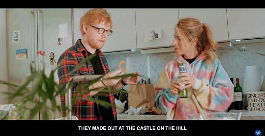 Jejich část vznikla u nich doma v kuchyni.