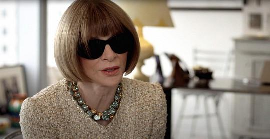 V čele magazínu, jemuž se říká módní bible, stojí Anna Wintour od roku 1988.