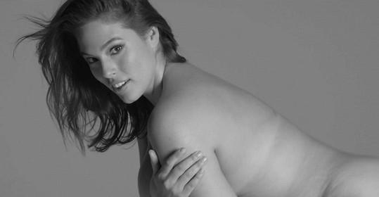 Ashley Graham má jako plus sice modelka úspěch.