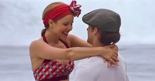 S Ryanem Goslingem v Zápisníku jedné lásky