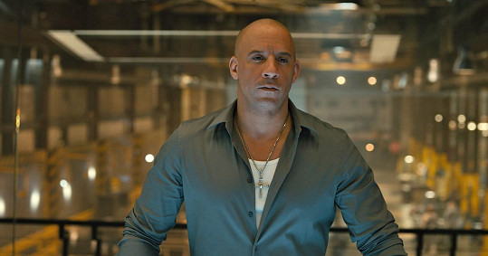 Vin Diesel ve filmu Rychle a zěbsile 7