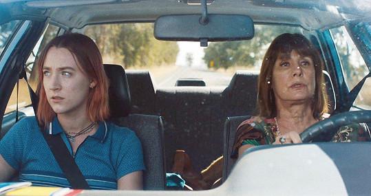 Film Lady Bird jí zajistil nominaci na Zlatý glóbus.