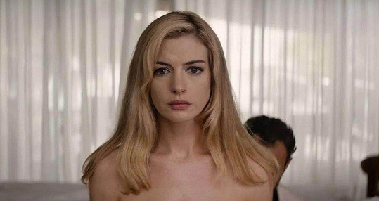 Anne Hathaway tentokrát jako blondýnka
