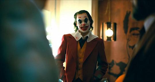 Phoenix v novém snímku Joker