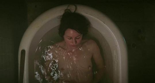V thrilleru trpí její postava agorafóbií.