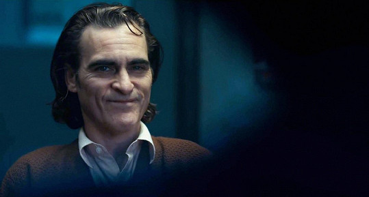 Joaquin Phoenix je žhavým aspirantem na Oscara.