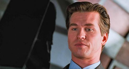 Kilmer ve filmu Batman navždy (1995)