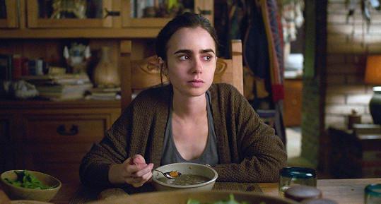 Lily sama poruchou příjmu potravy kdysi trpěla, takže osud hlavní hrdinky snímku je jí poměrně blízký.