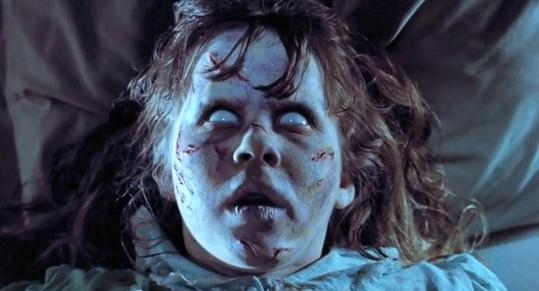 Linda jako Regan ve Vymítači ďábla