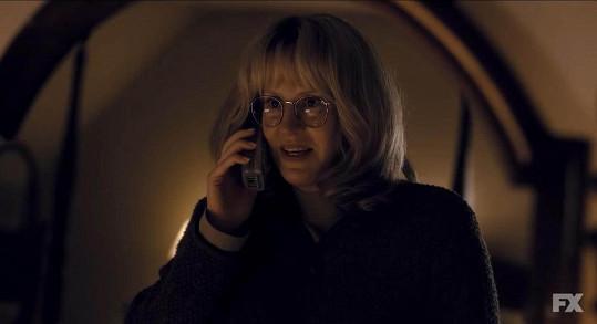 Paulson byste v roli Lindy Tripp ani nepoznali.