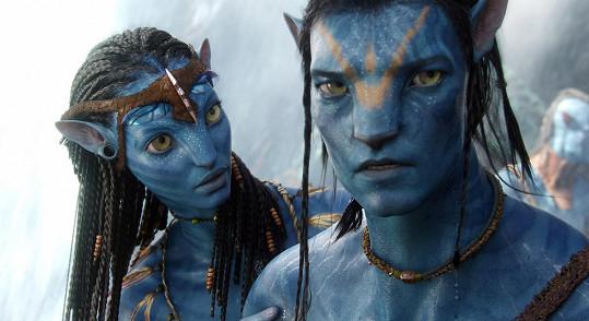 Hvězdy Avataru. Patricie někomu připomíná ženskou hrdinku.