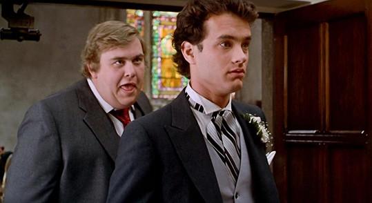 S Tomem Hanksem ve filmu Žbluňk!
