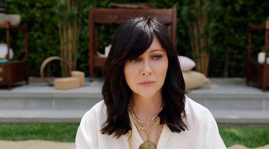 Doherty jako Brenda v nových dílech seriálu