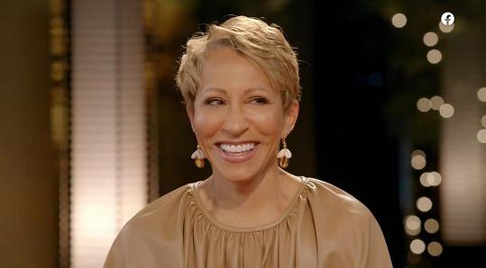 Adrienne Banfield-Norris v pořadu Red Table Talk