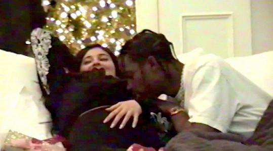Šťastní rodiče Kylie Jenner a Travis Scott