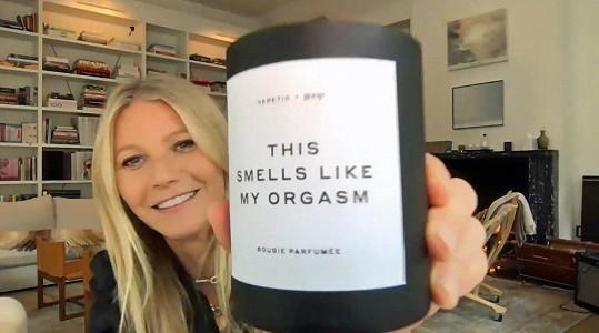 V minulosti nabízela svíčky s vůní své vaginy i orgasmu.