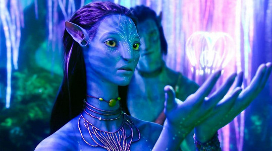 Roli Neyriti si zopakuje i v pokračování Avatara.