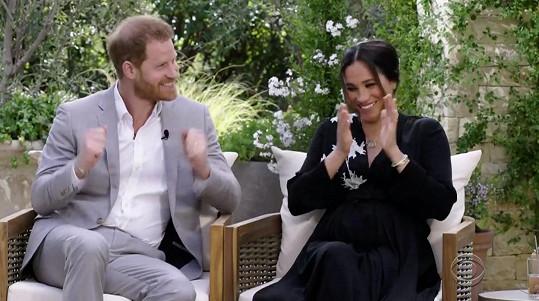 Harry a Meghan prozradili pohlaví očekávaného dítěte.