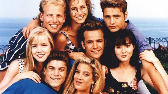 Beverly Hills 90210 v roce 1990
