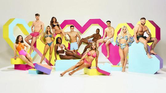 Vicky v postu mluvila o tom, aby se lidé nesrovnávali s dokonalými těly účastníků reality show Love Island.