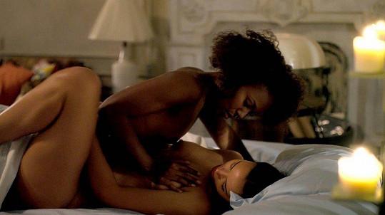 Herečka a producentka DeWanda Wise si v seriálu z produkce amerického Netflixu She's Gotta Have It střihla jednu lesbickou scénu...