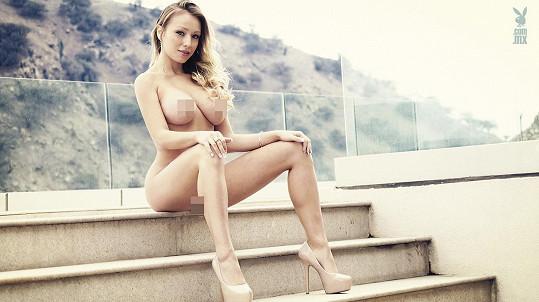 Modelka z Chile nezná slovo stud...