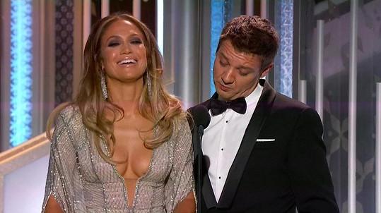 Jeremy Renner byl Jennifer Lopez okouzlen.