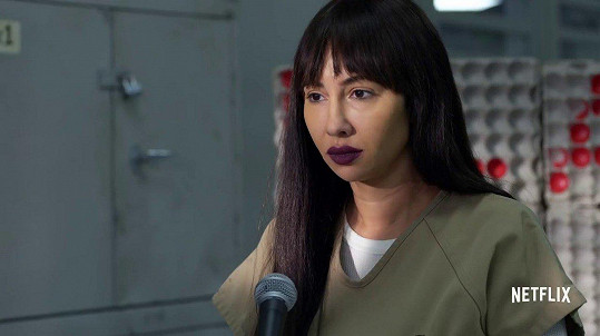 Jackie jako Marisol Gonzales v seriálu Orange Is The New Black