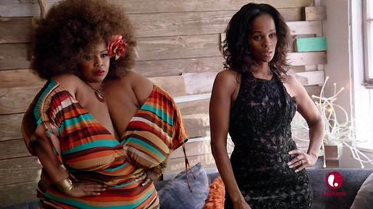 Kristy Love a Michel Marley se staly spolubydlícími v televizním pořadu.