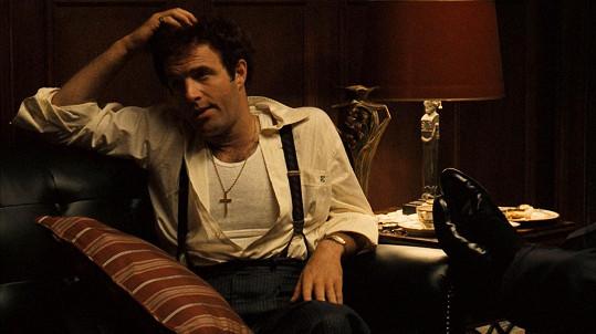 James Caan jako Sonny Corleone v Kmotrovi