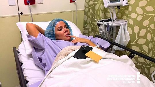 Khloé Kardashian zatoužila po dalším dítěti, proces zmrazení vajíček už začal.