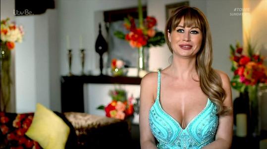 Češka v britské reality show The Real Housewives of Cheshire
