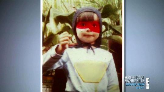 Jeho vášeň pro superhrdiny trvá od dětství.