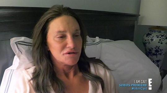 Vedle Caitlyn by se chtěl opravdu probudit jen málokdo.