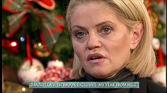 Westbrook koncem loňského roku v televizi promluvila o tom, že je už rok čistá.