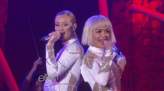 Iggy Azalea a Rita Ora
