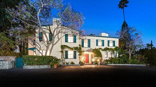 Helen Mirren žila v domě v Hollywoodu 30 let.