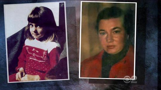 Malá Sinéad a její matka Marie, kterou nyní zpěvačka veřejně obvinila z týrání.