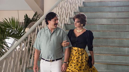 Předtím to byl také film Escobar (2017).