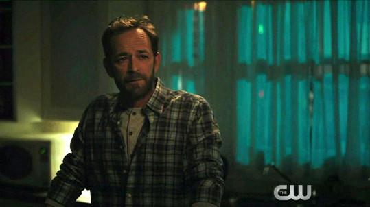 V seriálu Riverdale působil až do smrti.