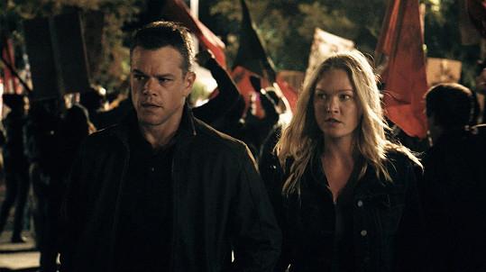 Ve filmu si zahrála vedle Matta Damona.