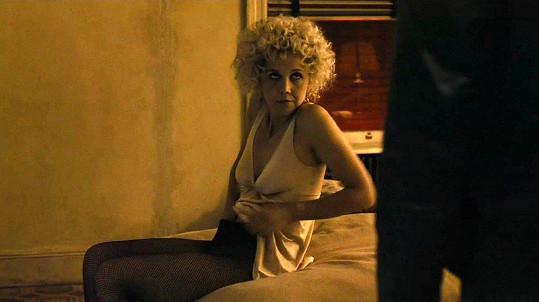 Maggie Gyllenhaal jako prostitutka Candy