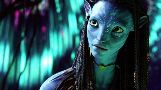Jako Avatarka si moc podobná nebyla, i když...